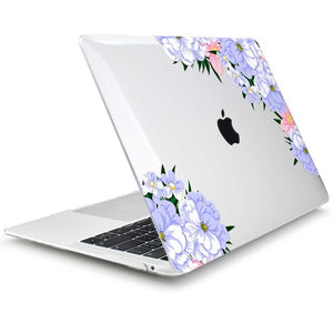 Macbook Case - Floral Collection - Poppy
