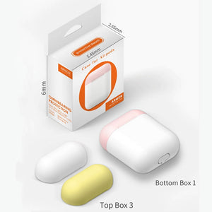 AirPod Case - Color Collection - Pink / Yellow / White