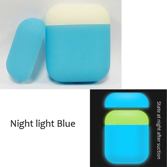 AirPod Case - Color Collection - Night Light Blue