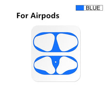 Load image into Gallery viewer, Dust Guard for Apple AirPods Case- Various Colors
