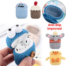 Load image into Gallery viewer, AirPods Case - Knitted Collection - Blue