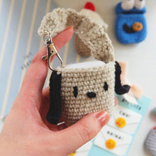 Load image into Gallery viewer, AirPods Case - Knitted Collection - Dog