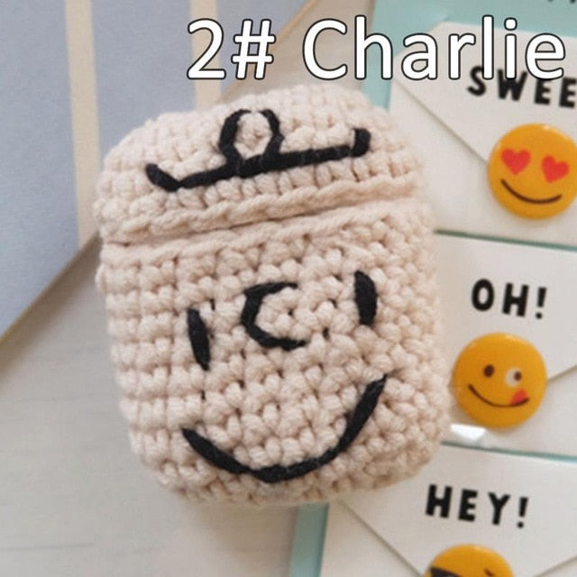 AirPods Case - Knitted Collection - Charlie