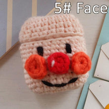 Load image into Gallery viewer, AirPods Case - Knitted Collection - Face