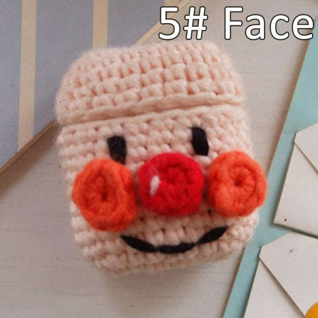 AirPods Case - Knitted Collection - Face