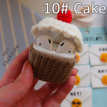 Load image into Gallery viewer, AirPods Case - Knitted Collection - Cake