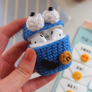 AirPods Case - Knitted Collection - Blue