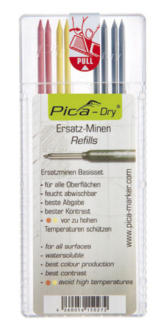 Pica-Dry Mix Refills (PICA-Marker)