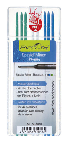 Pica-Dry Water Jet Resistant Refills (PICA-Marker)