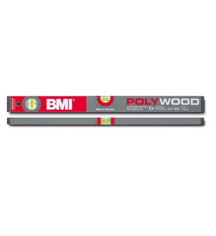 BMI Polywood Spirit Level