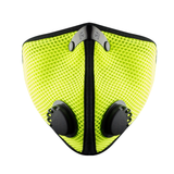 RZ Safety Green M2 Mask (RZ Industries)