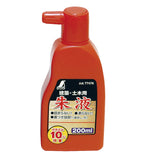 Shinwa 200ml Red Ink Bottle