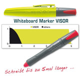 NEW!! Pica Visor Longlife Board Marker Set DUO (PICA-Marker)