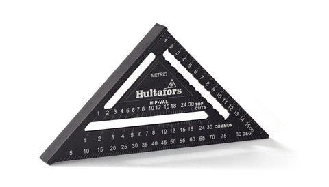 New!! Hultafors Rafter Square Metric 180mm  (Hultafors)
