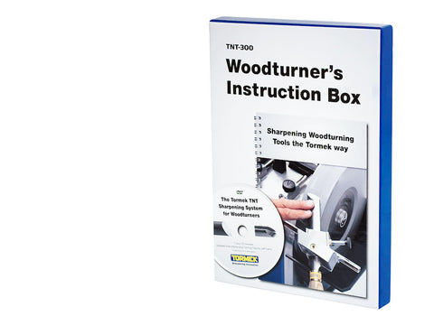 Woodturner's Instruction Box TNT-300 (Tormek)