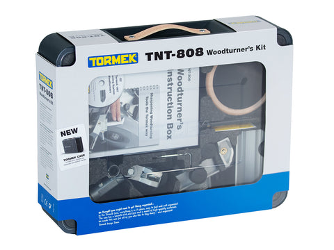 TNT-808 Woodturner's Kit (Tormek)