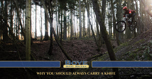 Why You Should Always Carry A Knife