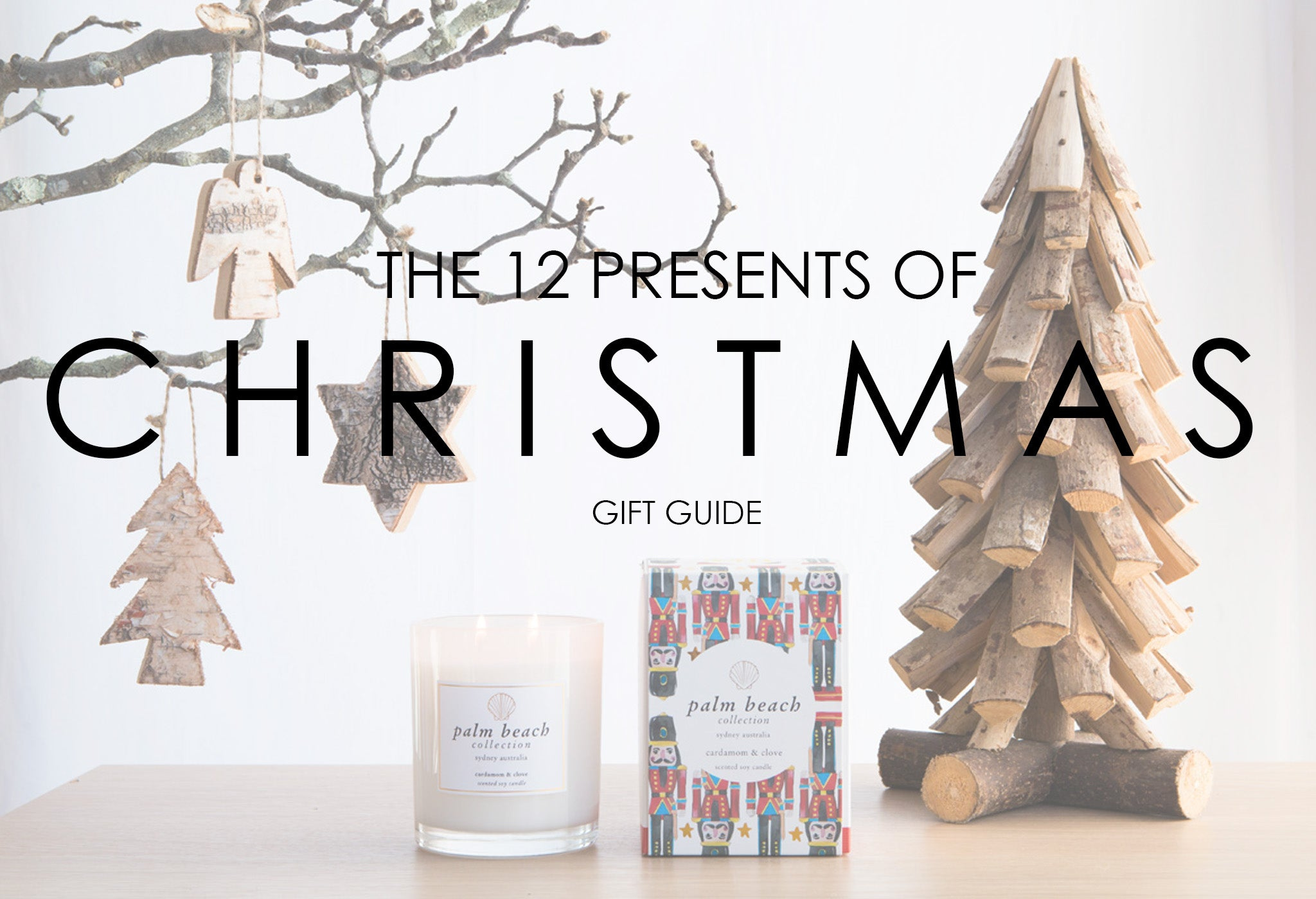 The 12 Presents of Christmas Gift Guide
