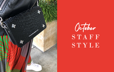 Staff Style October