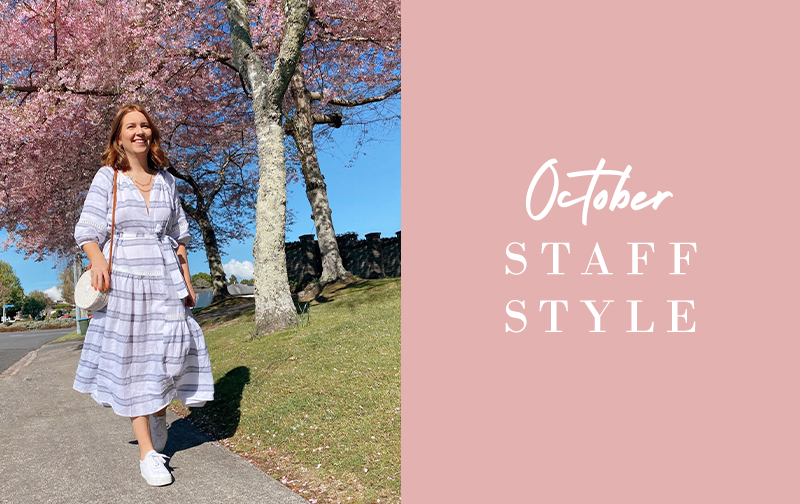 October Staff Style