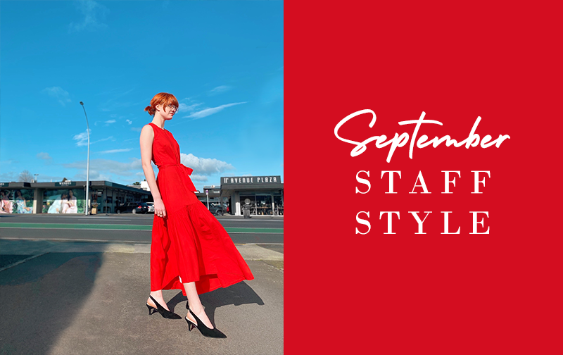 September Staff Style