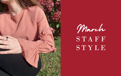 March Staff Style