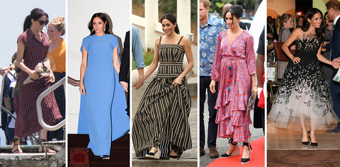 Fashion With A message Meghan Markle