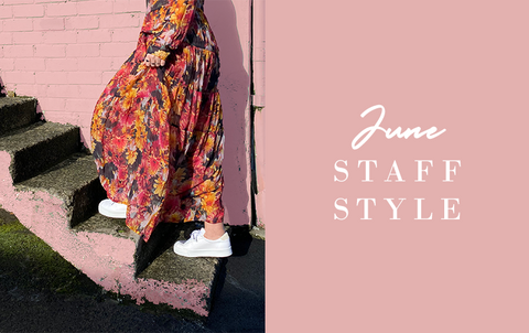 June Staff Style