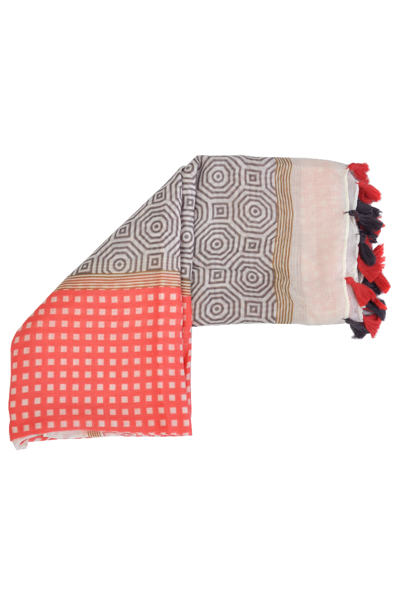 DAISY LELCH SCARF (3 COLOURS)