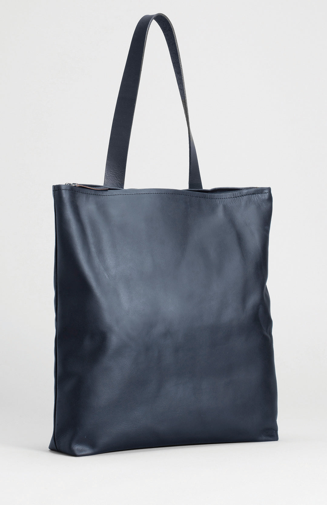 ELK FULBY LARGE LEATHER TOTE