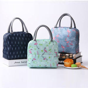 Insulated Stylish Thermal Lunch Bags
