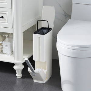 Bathroom Trash/Toilet Container