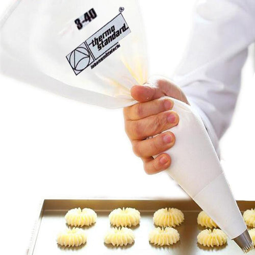 Cotton Cream Pastry Icing Bag