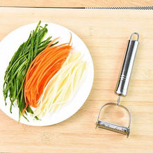Load image into Gallery viewer, Multi-Purpose Stainless Steel Peeler