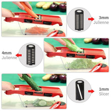 Load image into Gallery viewer, Multi-function Mandoline Peeler
