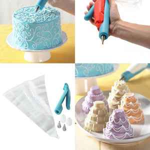 Decorating Piping Cream Syringe Tips