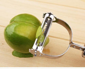 Multi-Purpose Stainless Steel Peeler