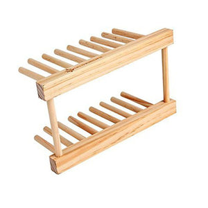 Pinewood Draining Rack