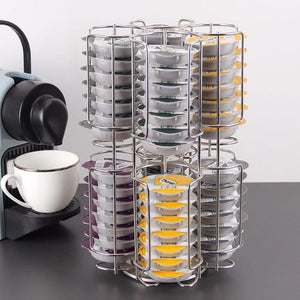 Exquisite Coffee Capsules Organizers