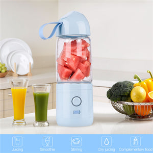 Portable Fruit Juicer Bottle