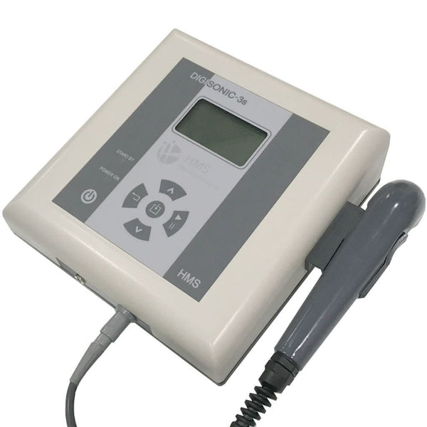 Digisonic 3S - 1 & 3 MHz Ultrasound Therapy Equipment - Ultrasound therapy machine