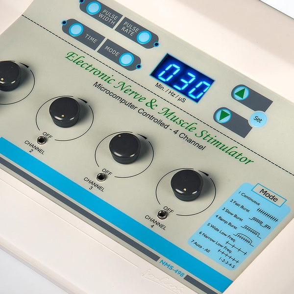 NMS-498- Advance way to manage pain and muscle rehabilitation - Ultrasound therapy machine