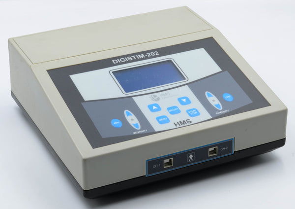 DIGISTIM® 202 - Computerised Dual Stimulator Combo Therapy - Ultrasound therapy machine