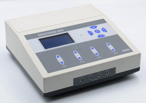 DIGITENS® 204 - Four Channel TENS - Ultrasound therapy machine