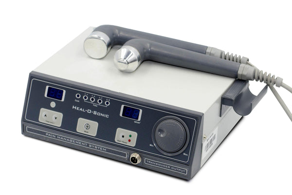 Heal-o-sonic X - 1 Mhz Ultrasound Therapy Machine - Ultrasound therapy machine