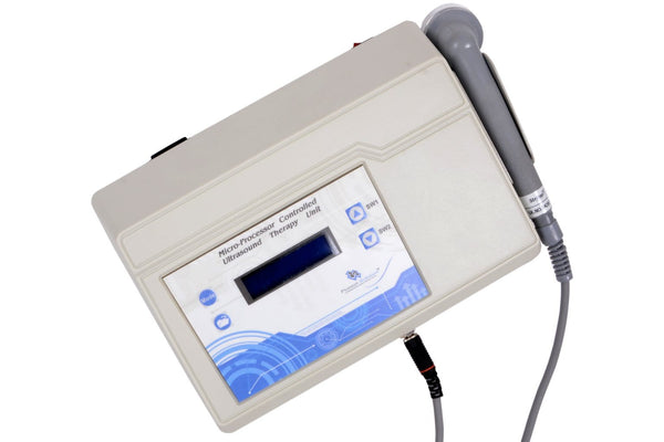 PBT 102 - 3 MHz Ultrasound Therapy Equipment - Ultrasound therapy machine