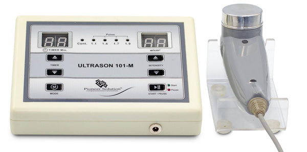 Ultrason 101 - M 1Mhz Ultrasound Therapy Machine - Ultrasound therapy machine
