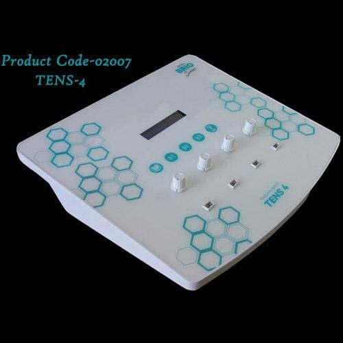 BRIOTENS 4 - Four Channel TENS - Ultrasound therapy machine