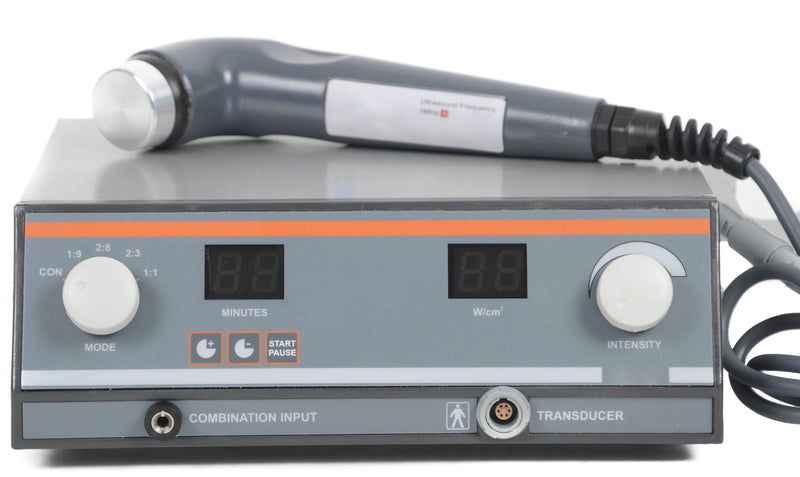 Indosonic 102 - 1 MHz Ultrasound Therapy Equipment - Ultrasound therapy machine
