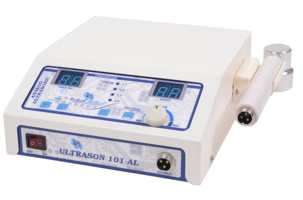Ultrason 101 - AL 1Mhz Ultrasound Therapy Machine - Ultrasound therapy machine